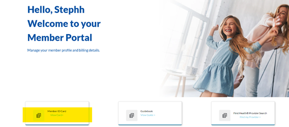OneShare Health Plan Group Number, ID Number, Member Number